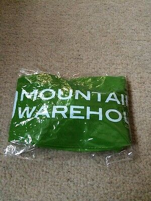 Mountain Warehouse Blow Up Beach Ball - New - Green