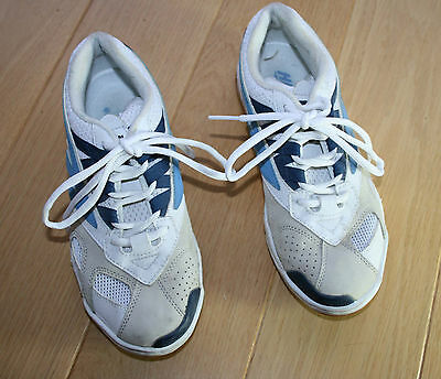 Hi-Tec Lady Adrenalin Trainers - Uk 5 Eur 38 - Squash Shoes
