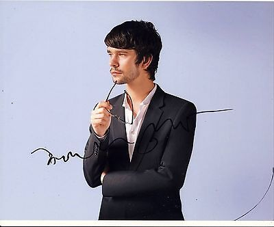 Ben Whishaw Autograph Signed 8x10 Photo [4709]