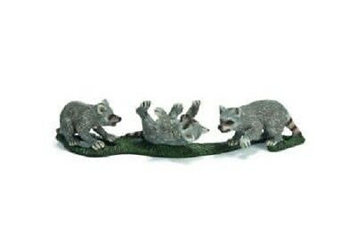 Schleich Wildlife Model 14625 - Raccoon Cubs