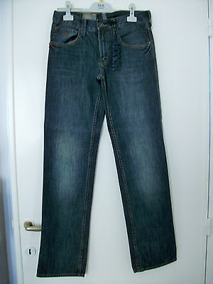 Lot De 3 Jeans -Jbc- Bleu T.170