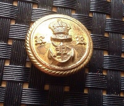ANTIQUE VICTORIAN SMALL BUTTON (W J Purdon)