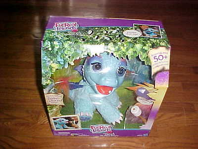 New Hasbro FurReal Friends Torch My Blazin' Dragon Interactive Toy 23807582