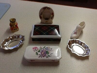 job lot of ornaments - 7 in total
