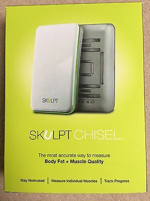 Skulpt Chisel Muscle Scanner Performance System. Identify Muscle Strengths and