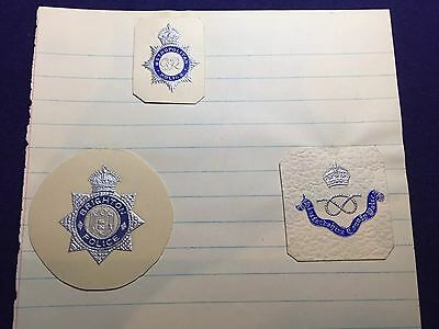 Old Page Of Crests, Police
