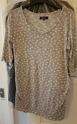 Womens maternity jumper newlook size 12