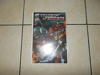 Dreamwave Transformers - Vol 3 Ongoing Issue #1 Wrap Around Cover