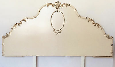 """Vintage Headboard for double bed 4'6"""""""