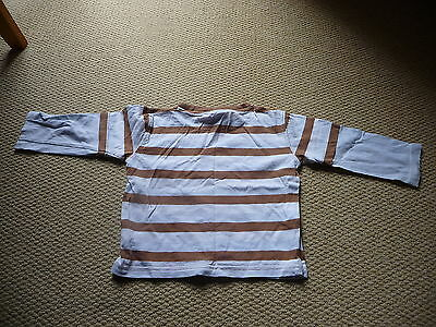 NEXT stripey long sleeve top - 1.5-2 years (18-24 months) - VGC