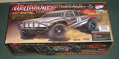 Hellhound 2wd Short Course Radio Control Truck 1:10 scale