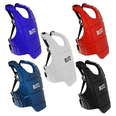 Blitz Kids Dipped Foam Body Guard Shield Martial Arts Karate Sparring Protection