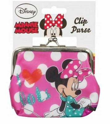 Disney Minnie Mouse Borsa Chiusura