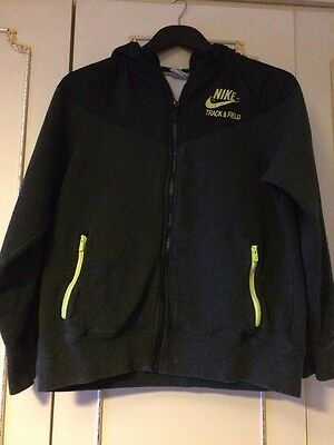 Nike Track & Field Tracksuit Top Age 13-15 Years.