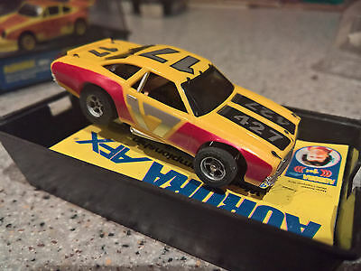 Boxed Vintage Aurora AFX Magnatraction Chevelle StockCar - 1 of 2
