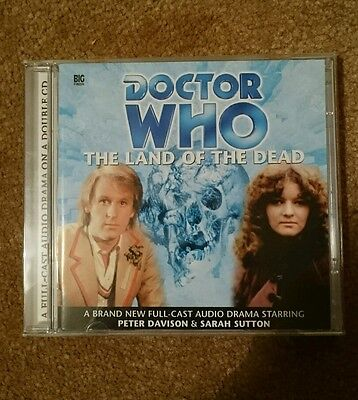 Big finish productions doctor who - the land of the dead audiobook