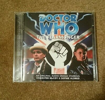 Big finish productions doctor who the fearmonger