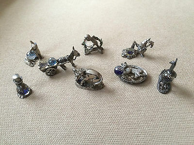 WAPW Vintage Collection of various Animals & Figures