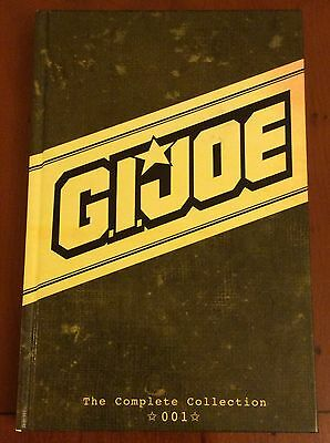 G.I. JOE: THE COMPLETE COLLECTION VOL 1 HC by Larry Hama & Herbe Trimpe