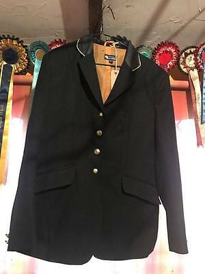Ladies Dublin Show Jumping/Hunting Jacket, Size A16 (40)