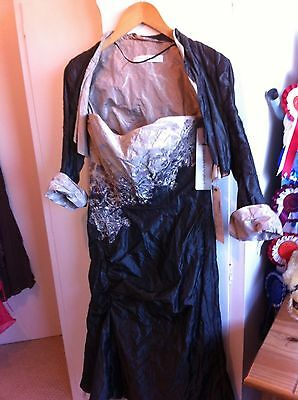 Linea Raffaelli New Mother of Bride outfit sz 14