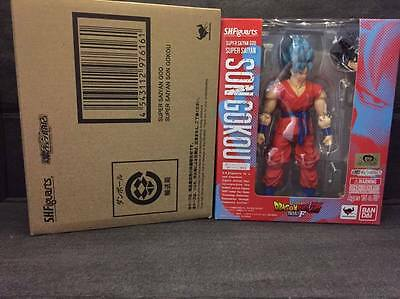 Super Saiyan God Super Saiyan Son Goku  - Dragon Ball - SH Figuarts -Original