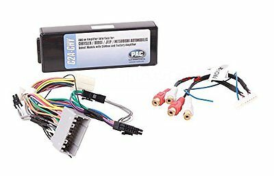 PAC C2A-CHY OEM Integration Of Aftermarket Amplifier for Sel