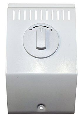 King BKT1BW Built-In Single-Pole Single-Throw Thermostat Kit