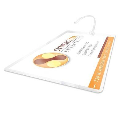 GBC HeatSeal LongLife Laminating Pouches, 2.5 x 4.25 -Inches