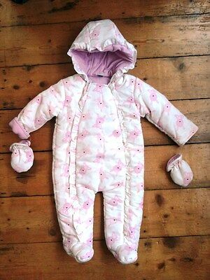 Baby Snowsuit 6-9 months, New