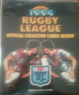 1994 rugby league trading cards