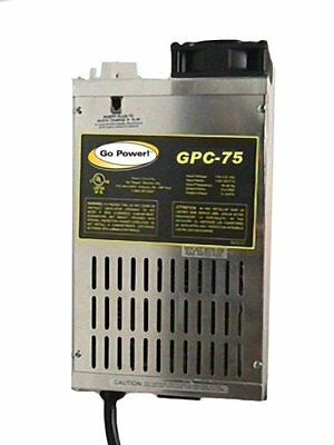 Go Power! GPC-75 75 Amp Battery Charger
