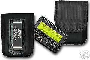"Ripoffs CO-46 Pagers Pouch 3-3/4"" X 2-1/4"" X 1"""