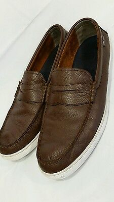 COLE HAAN Size 13M Brown~Sneaker~Penny Loafer~Slip On~Casual~Dress Shoes!