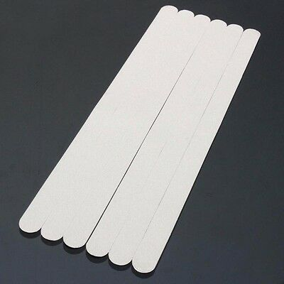 Pad Tub Shower Strips 6pcs Flooring Anti Slip Grip Stickers Safety Tape Bath