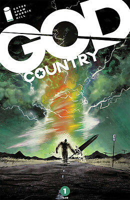 God Country #1 Cover A Sold out Image Comics 1st print