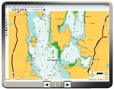 Navionics Hotmaps Explorer DVD (Blue)