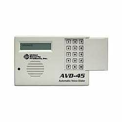 United Security Products AVD-45C 1 Channel Automatic Voice D