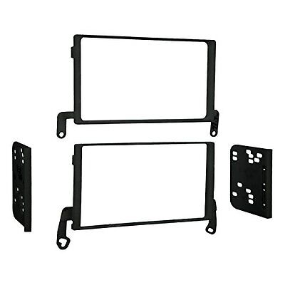Metra 95-5818 Double Din Dash Kit for Select 1997-2003 Ford,