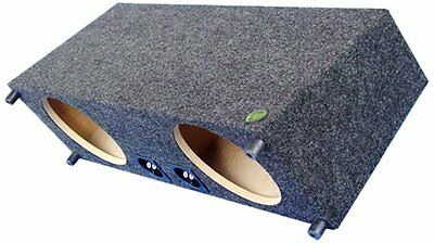 Audio Enhancers JW170C10 Subwoofer Enclosure Box, Carpeted F