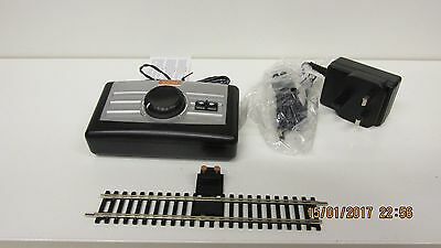 HORNBY R8250 CONTROLLER/TRANSFORMER new unboxed & R8206 power track