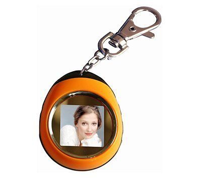 "Sungale 1.5"" Keychain Frame, model JC150, colors may vary"