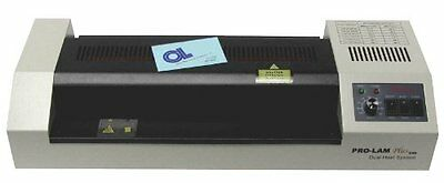 "Akiles Prolam Plus 330 13"" Hot & Cold Pouch Laminator Lamina"