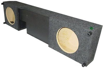 Audio Enhancers SSC120C10 Subwoofer Enclosure Box, Carpeted