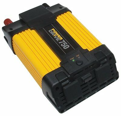 PowerDrive RPPD750 750-Watt DC to AC Power Inverter with USB