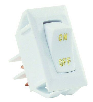 JR Products 12585 Labeled 12V White Switch