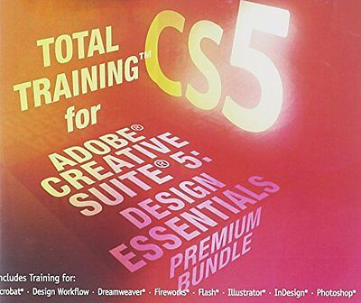 Total Training - CS5 Design Essentials Premium Bundle