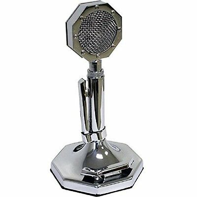 Silver Salute Tranceiver Base Amplified Microphone