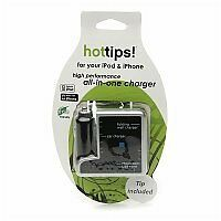hottips! All-in-One Charger For Iphones & Ipod 1 each