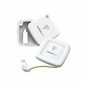 PowerMat Universal PowerCube Wireless Charging Receiver with 7 Tips